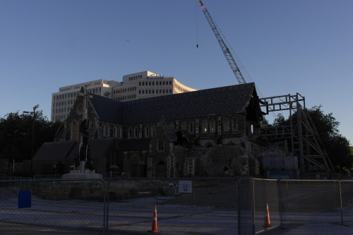 ChCh Destruction Cathedral