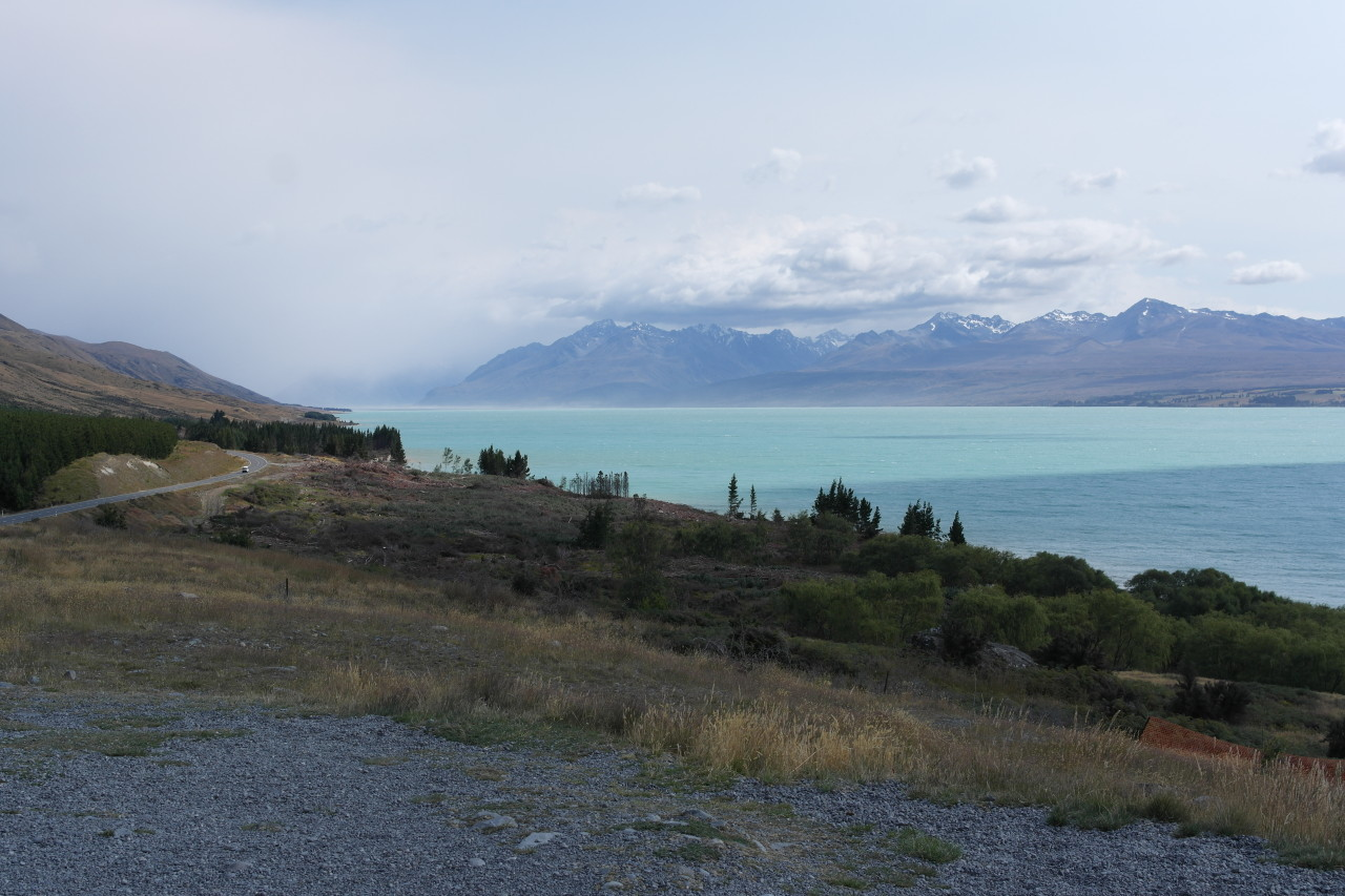 005 Mount Cook Lake Pukaki