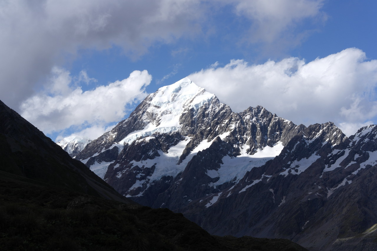 005 Mount Cook Clouds