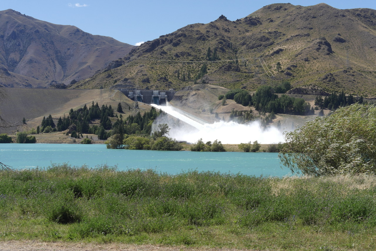 006 To Moeraki Dam Water Release