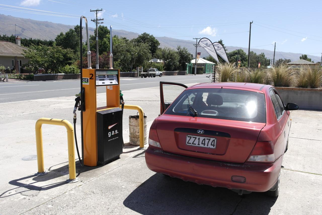 008 Otago Middlemarch Petrol