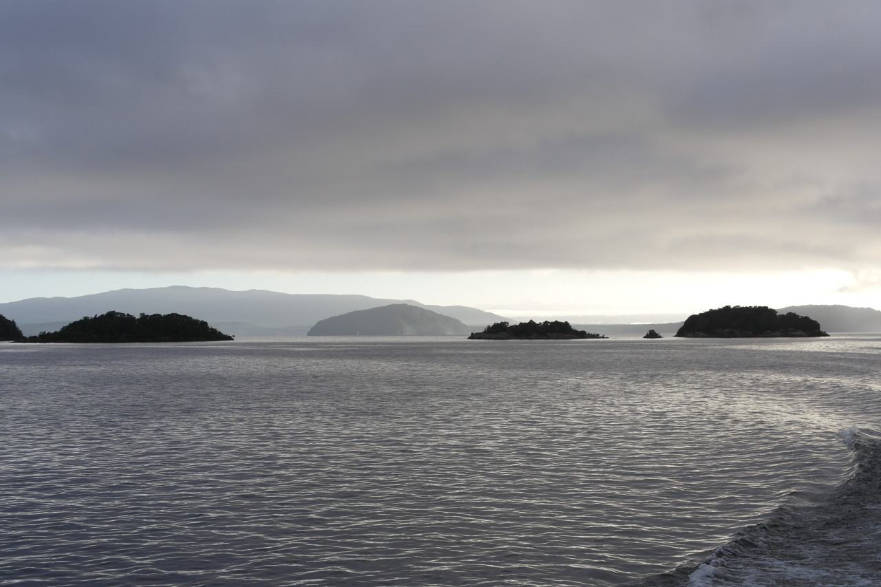 011 Doubtful Sound Manapouri Lake Islands