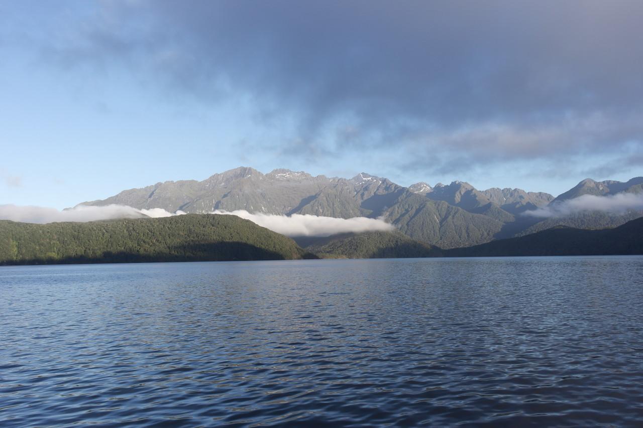 011 Doubtful Sound Manapouri Lake Mountains 2