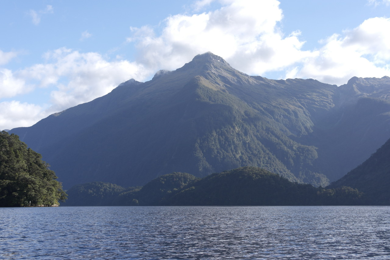 011 Doubtful Sound 2nd Day Mountain Hall Arm Start