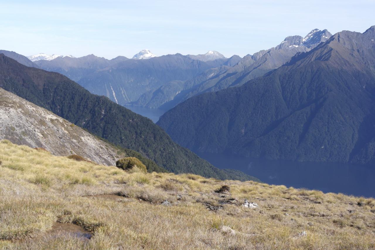 Auch das ist noch Lake Te Anau.