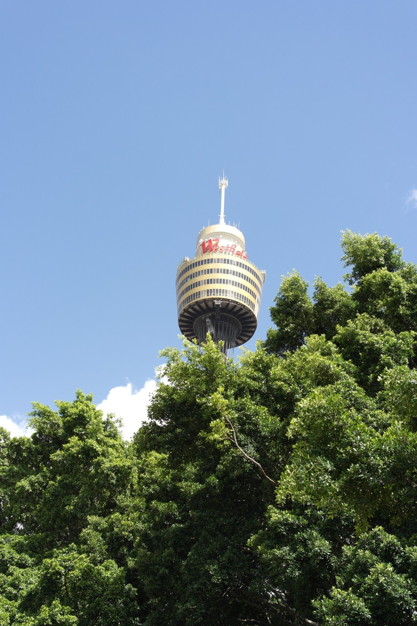 025 Sydney TV Tower